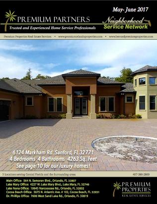 Premium Properties Magazine May - June 2017