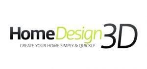 Home design 3D logo