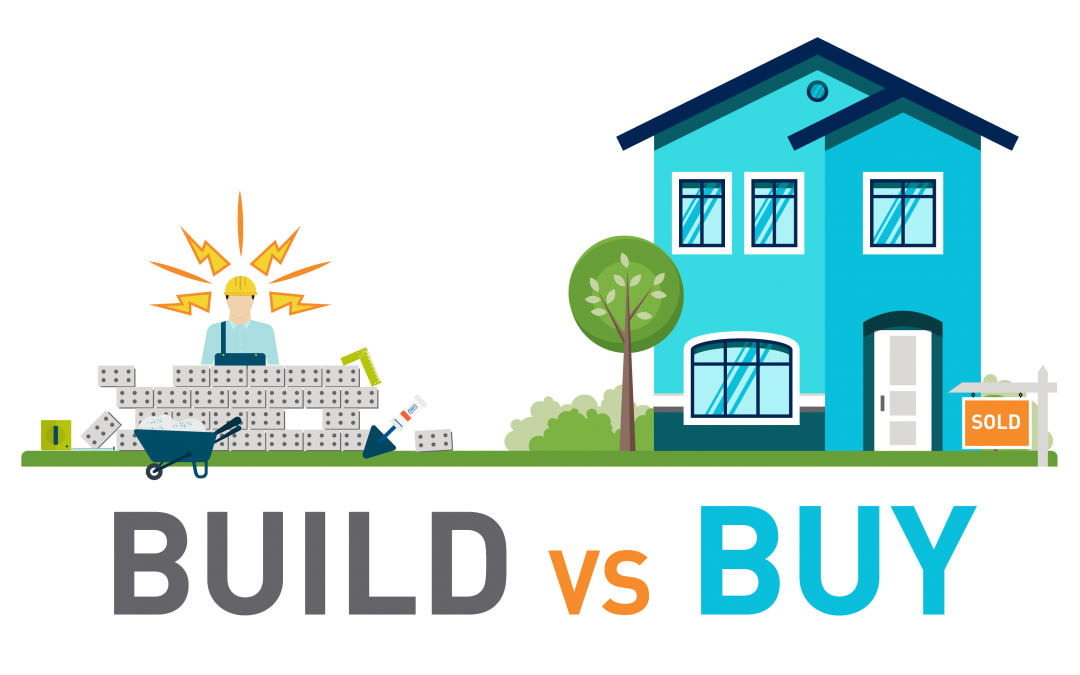 New Home Construction vs. Resale Homes. Which Is Best?