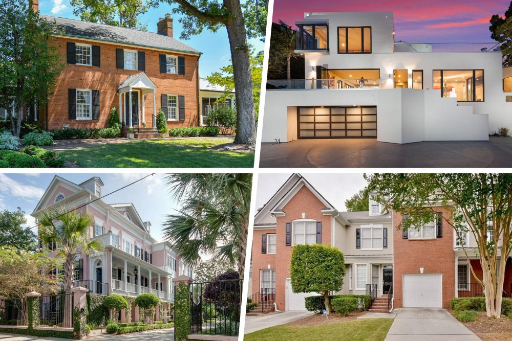 The top 5 most popular architectural styles in homes for Popular architectural styles