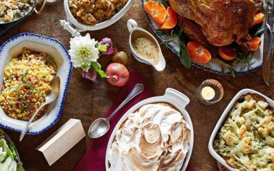 Thanksgiving Preperations