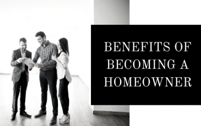 Benefits of Becoming A Home Owner