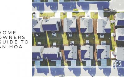 A Homeowners Guide to An HOA